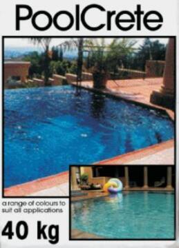 Pool Marbilte Crete Charcoal 40 kg