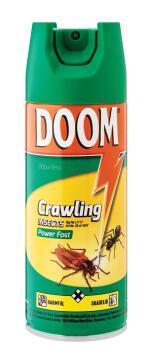 Insect killer DOOM crawling 300ml