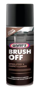 Brush off upholstery & carpet cleaner WYNN'S fabric foarm 375ml