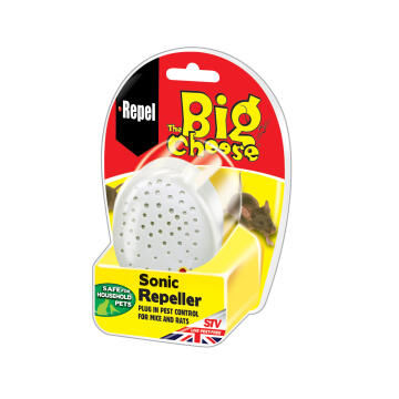 Mice & Rat Repeller THE BIG CHEESE Sonic