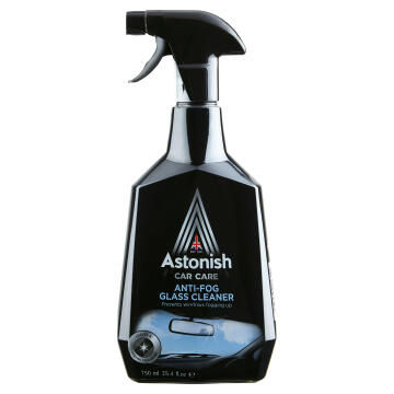 Car Anti Fog Glass Cleanr ASTONISH 750ml