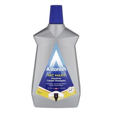 Vac Maxx Carpet Shampoo ASTONISH 1 liter