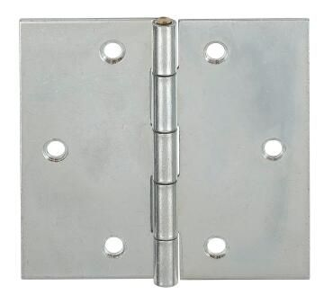 Square Hinge Galv 40x40mm 2pc