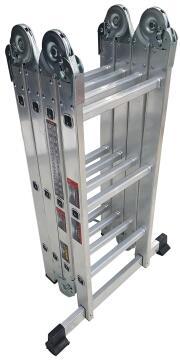 Multi Purpose Ladder Fold up Aluminium