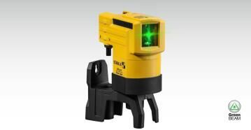 Laser Level Green Cross Beam STABILA Lax 50G
