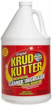 Cleaner/degreaser stain remover KRUD KUTTER 4.5 litre