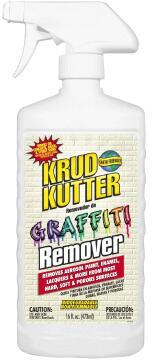KRUD KUTTER GRAFFITI REMOVER SPRAY 473ML