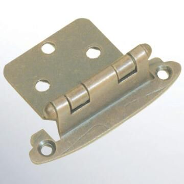3 Knuckle Hinge Steel Antique Copper 2P