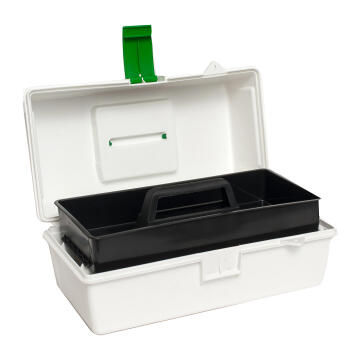First Aid Box W/Tray 370mm