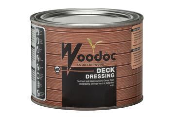 Exterior deck Dressing WOODOC (Deep Brown) 1 litre
