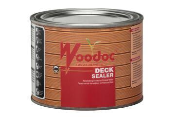 DECK sealer WOODOC (Deep Brown) 1 litre
