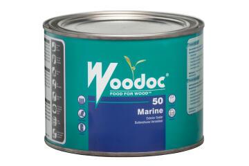 WOODOC 50 EXT MATT CLEAR 1LT