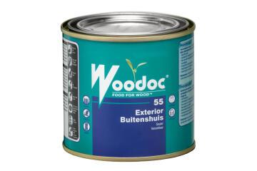 Exterior sealer WOODOC 55 (Dark Brown) Gloss 500ml