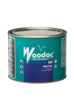 Exterior sealer weather & UV resitant WOODOC 50 (Clear) Gloss 2.5 litres