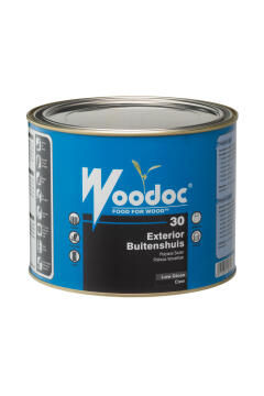 Exterior gloss sealer WOODOC 30 (Clear) Low gloss 2.5 litres