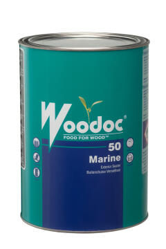 WOODOC 50 EXT GLOSS CLEAR 5LT