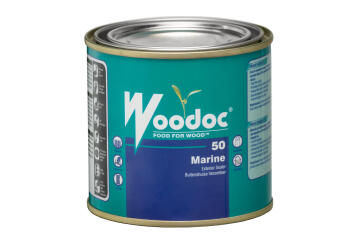 Exterior sealer weather & UV resitant WOODOC 50 (Clear) Gloss 500ml