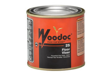 Polyurethane floor sealer WOODOC 25 Clear 500ml