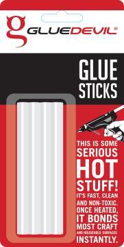 GLUE STICKS GLUEDEVIL GD MINI B/P