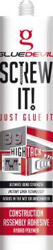 Screw it! just glue it 290ml gluedevil