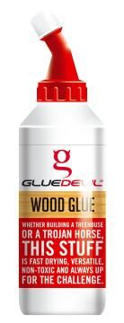 Wood glue 250ml gluedevil