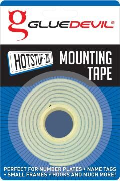 Double-sided mounting tape gluedevil 3x18x500mm