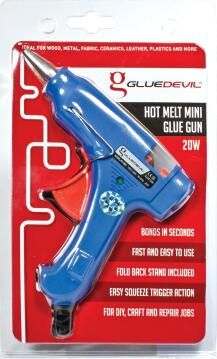 Glue gun mini 20w gluedevil