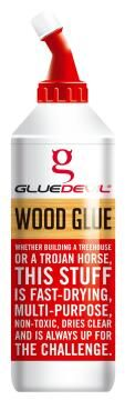 Wood glue 500ml gluedevil