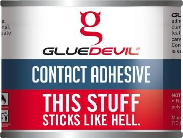 Contact adhesive gluedevil 2lt