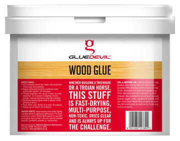 Wood glue 5lt gluedevil