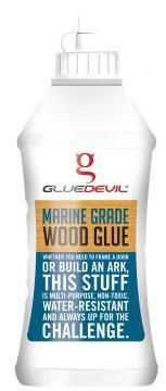 Wood glue marine grade 750g gluedevil