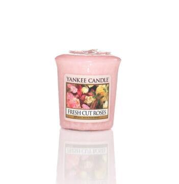 VOTIVE YANKEE CANDLE FRESH CUT ROSES