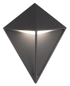 LED DIAMOND WALL/L BLACK