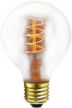 BALL CARBON FILAMENT BULB DIMMABLE