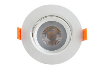 DOWNLIGHT LED TILTABLE 5W COOL WHITE