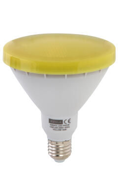 EUROLUX LED PAR38 E27 14W YELLOW