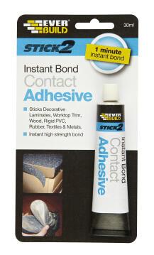 Contact adhesive stick2 30ml everbuild