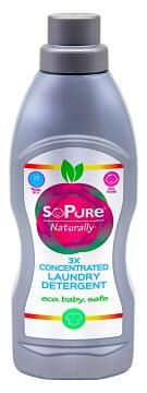 3X concentrated laundry detergent SOPURE 750ml