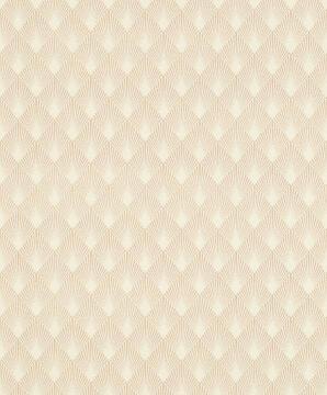 WALLPAPER N/WOVEN FAN P ROSE 10,5X0,53CM