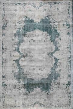 RUG COTTON LUCCA EMERALD 160X230