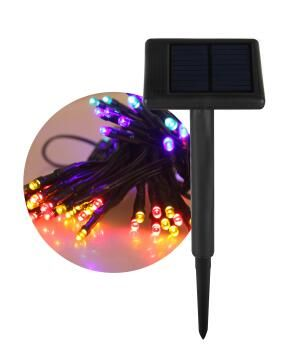SOLARMATE STRING SOLAR COLOUR LED