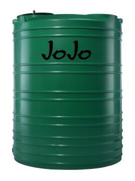 Tank, Water Tank, Green, JOJO, 2500 liter