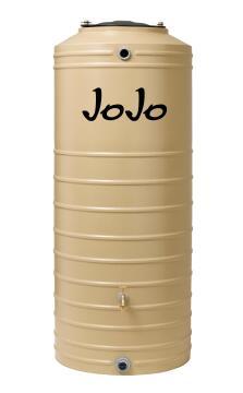 Tanks, Water Tank, Wintergrass, JOJO, 750 liter Slimline