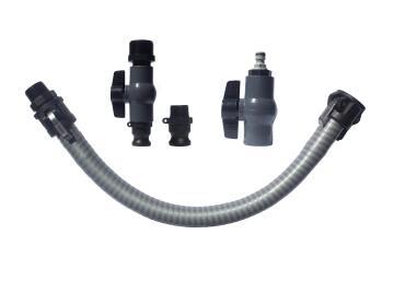 Tank, Tank Accessories, Pump to Tank Connector Kit, JOJO