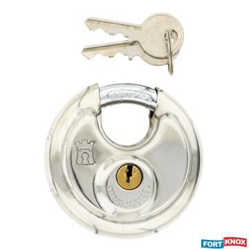 Discus padlock 70mm fort knox