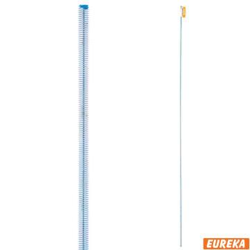 Threaded rod galvanised 6mmx1m eureka