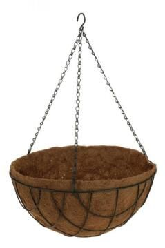 Flower Hanging Basket Diam 30