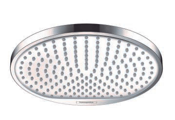 Shower head S 240 1 jet eco 9l Hansgrohe Crometta