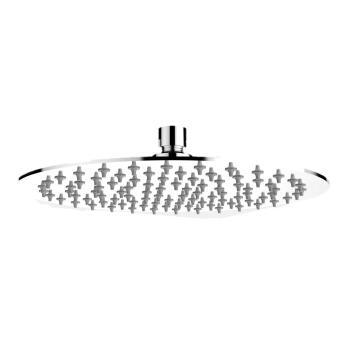 Shower head round stainless steel SENSEA Herave 25CM