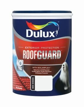 Paint roof DULUX ROOFGUARD Brazilian Brown 5L